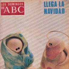 Coleccionismo de Los Domingos de ABC: LOS DOMINGOS DE A B C - 22 DICIEMBRE 1974 - LLEGA LA NAVIDAD. Lote 119064719
