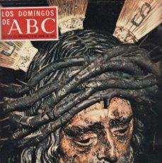 Coleccionismo de Los Domingos de ABC: LOS DOMINGOS DE A B C - 15 ABRIL 1973 - EN PORTADA: JESUCRISTO. Lote 119064951