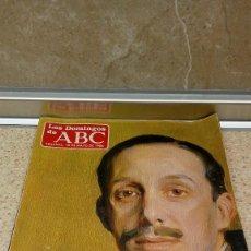 Coleccionismo de Los Domingos de ABC: REVISTA SEMANAL, LOS DOMINGOS DE ABC, CIEN AÑOS DE ALFONSO XIII, 16-5-1986.. Lote 121521543