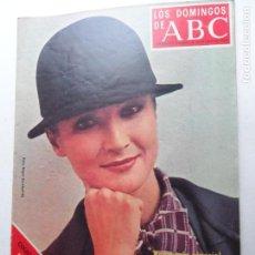 Coleccionismo de Los Domingos de ABC: LOS DOMINGOS DE ABC - 19-10-1975 BELLEZA Y ELEGANCIA REPORTAJE ESPECIAL . Lote 122141179
