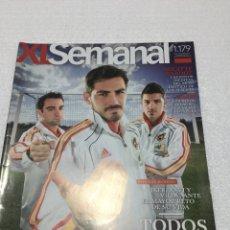 Coleccionismo de Los Domingos de ABC: XL SEMANAL. ESPECIAL MUNDIAL 2010. Lote 125135619