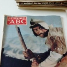 Coleccionismo de Los Domingos de ABC: C-15OG18 REVISTA LOS DOMINGOS DE ABC 13 NOVIEMBRE 1977 INFORME EL CINE SOVIETICO DE HOY. Lote 125224507