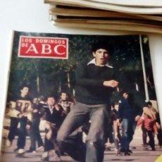 Coleccionismo de Los Domingos de ABC: C-15OG18 REVISTA LOS DOMINGOS DE ABC 15 DICIEMBRE 1977 BELFAST 9 AÑOS DE VIOLENCIA. Lote 125225607