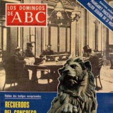 Coleccionismo de Los Domingos de ABC: 1977. MARGARET THATCHER. LALO AZCONA. MALCOLM MCDOWELL. VER SUMARIO.. Lote 126235851