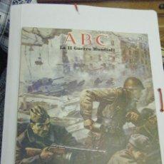 Coleccionismo de Los Domingos de ABC: ABC - LA SEGUNDA GUERRA MUNDIAL Nº36 - 50 AÑOS DESPUÉS - STALINGRADO. Lote 127593695