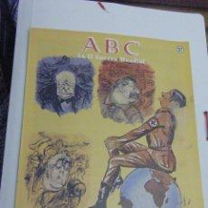 Coleccionismo de Los Domingos de ABC: ABC - LA SEGUNDA GUERRA MUNDIAL Nº57 - 50 AÑOS DESPUÉS - LA GUERRA DEL DESPRESTIGIO. Lote 127594931