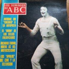 Coleccionismo de Los Domingos de ABC: LOS DOMINGOS DE ABC. Lote 128043990