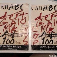 Coleccionismo de Los Domingos de ABC: REVISTAS ABC ESPECIAL 100 AÑOS. Lote 128591860