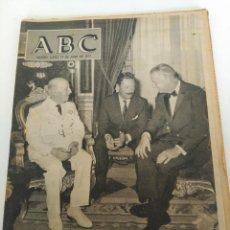 Coleccionismo de Los Domingos de ABC: PERIÓDICO ABC 19 JULIO 1971, ANIVERSARIO DEL 18 DE JULIO. Lote 128986647