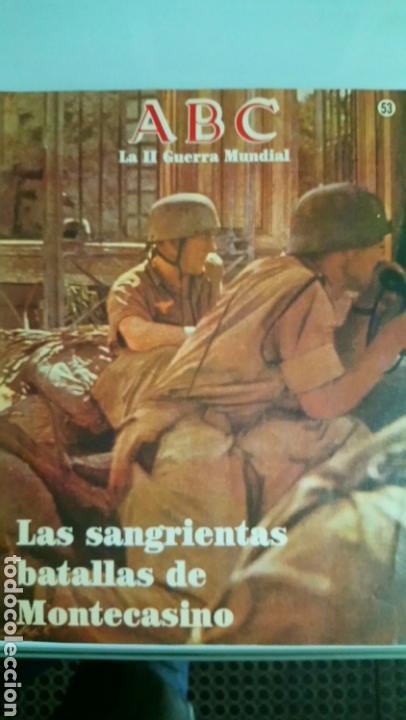 ABC LA SEGUNDA GUERRA MUNDIAL N 53 (Coleccionismo - Revistas y Periódicos Modernos (a partir de 1.940) - Los Domingos de ABC)