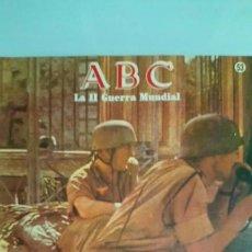 Coleccionismo de Los Domingos de ABC: ABC LA SEGUNDA GUERRA MUNDIAL N 53. Lote 132101057