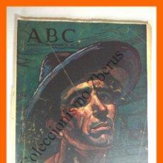 Collectionnisme de Los Domingos de ABC: ABC 15 SEPTIEMBRE 1963 - LONAS DEL CIRCO; ALFREDO MARQUERIE; LOS BITTENCOURT; . Lote 132761102