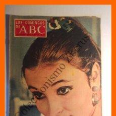 Coleccionismo de Los Domingos de ABC: ABC 12 ABRIL 1970 - ESPAÑA EN ESTADOS UNIDOS; LA DANZA; AMPARO PAMPLONA: PASTORA IMPERIO. Lote 133093422