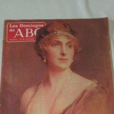 Coleccionismo de Los Domingos de ABC: LOS DOMINGOS DE ABC NÚMERO 1016. Lote 133170993