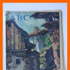 Colecionismo de Los Domingos de ABC: ABC 13 DICIEMBRE 1959 - ESTRECHO GIBRALTAR; LA VERA, MONASTERIO YUSTE; SIERRA NEVADA. Lote 133709222