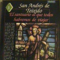 Colecionismo de Los Domingos de ABC: GUIA DE LA ESPAÑA ENCANTADA. SAN ANDRÉS DE TEIXIDO , FASC.N°3 Y 4.. Lote 133838846