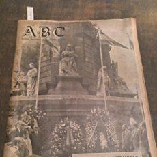 Coleccionismo de Los Domingos de ABC: ABC LA FIESTA DE LA HISPANIDAD 14 OCTUBRE 1973. Lote 133864466