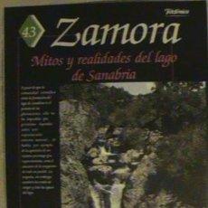 Coleccionismo de Los Domingos de ABC: GUIA DE LA ESPAÑA ENCANTADA.ZAMORA, MITOS Y REALIDADES DEL LAGO DE SANABRIA.TITULCIA, LOS...N°43-44.. Lote 133982982