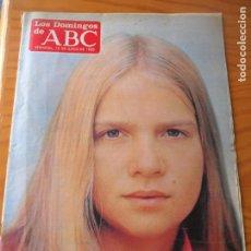 Coleccionismo de Los Domingos de ABC: LOS DOMINGOS DE ABC, 12 JUNIO 1983- INFANTA CRISTINA- ASSUMPTA SERNA- RENAULT 11- MINGOTE.... Lote 134369586