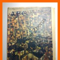 Colecionismo de Los Domingos de ABC: ABC 24 NOVIEMBRE 1957 - ESCOTE DEGOLLADO Y LA VALONA CARIÑANA; BELLEZAS TURISTICAS DE ESPAÑA. Lote 136076146