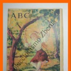 Colecionismo de Los Domingos de ABC: ABC 7 ABRIL 1957 - CAMON ANTE PICASSO; MAR INTERIOR DEL SAHARA; ESO QUE LLAMAN LIBERTAD (ARGELIA). Lote 136100574