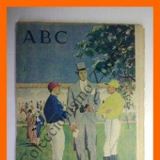 Coleccionismo de Los Domingos de ABC: ABC 17 JUNIO 1956 - COSTA BRAVA DE GERONA; PRINCIPE DE LIGNE. Lote 136515466