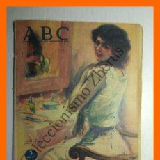 Coleccionismo de Los Domingos de ABC: ABC 6 NOVIEMBRE 1955 - ALEMANIA: COLONIA; VALDEÓN, VALLE TURISTICO ABANDONADO; KIERKEGAARD. Lote 136569830