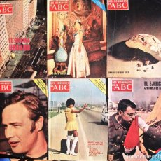 Coleccionismo de Los Domingos de ABC: LOS DOMINGOS DE ABC.. Lote 131313039