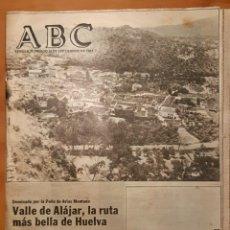 Coleccionismo de Los Domingos de ABC: ABC 16 DE SEPTIEMBRE DE 1984. Lote 139003468