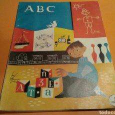 Coleccionismo de Los Domingos de ABC: ABC , NÚMERO EXTRAORDINARIO, AÑOS 60, 5 PESETAS. Lote 139469422