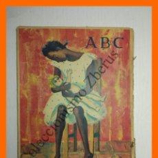Coleccionismo de Los Domingos de ABC: ABC 5 FEBRERO 1961 - LO QUE SE LLEVAN LOS TURISTAS; BUSCADORES PETROLEO EN SAHARA; GRABADOS PICASSO. Lote 139876914