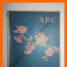 Coleccionismo de Los Domingos de ABC: ABC 2 ABRIL 1961 - JUDO Y KARATE; BECQUER; LIBERACIÓN DE MADRID; MANOLO CARACOL: LA COPLA HA VUELTO. Lote 139883610