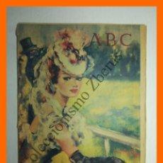 Coleccionismo de Los Domingos de ABC: ABC 16 ABRIL 1961 - FUENTIDUEÑA; BALLENAS VARADAS; BEATO JUAN BAUTISTA DE LA CONCEPCIÓN; MOISES. Lote 139885678