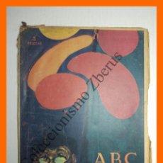 Coleccionismo de Los Domingos de ABC: ABC 23 ABRIL 1961 - COTO REDONDO; LOS TOROS EN LA PINTURA ESPAÑOLA; FERIA DE ABRIL . Lote 139888602