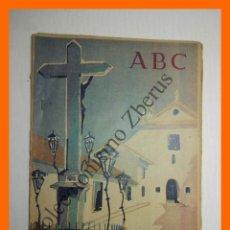 Coleccionismo de Los Domingos de ABC: ABC 4 JUNIO 1961 - PORTADA: CRISTO DE LOS FAROLES (CÓRDOBA); DESFILE DEL KATTESTOET, YPRES (BELGICA). Lote 139893574