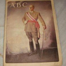Coleccionismo de Los Domingos de ABC: CIEN AÑOS DE FRANCO - ESPECIAL ABC 3 DE DICIEMBRE DE 1992. Lote 139948510