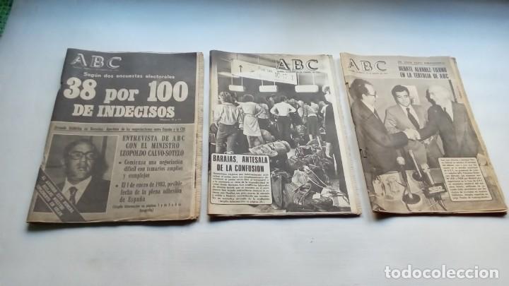 ABC (Coleccionismo - Revistas y Periódicos Modernos (a partir de 1.940) - Los Domingos de ABC)