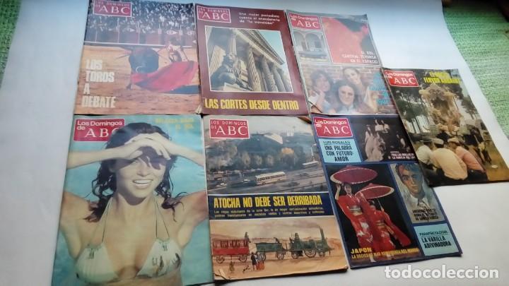 ABC1969/81 (Coleccionismo - Revistas y Periódicos Modernos (a partir de 1.940) - Los Domingos de ABC)