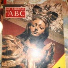 Coleccionismo de Los Domingos de ABC: ABC. ESCULTURA SEVILLANA.. Lote 142817110