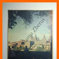 Coleccionismo de Los Domingos de ABC: ABC 25 JULIO 1965 - SANTIAGO DE COMPOSTELA AÑO JACOBEO; PEREGRINACIÓN Y CÁTEDRA; SANTIAGUEANDO. Lote 142953918