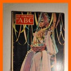 Coleccionismo de Los Domingos de ABC: ABC 14 SEPTIEMBRE 1969 - ELKE SOMMER; RETO DE LA VEJEZ; VICENTE ZABALA; HISTORIA DE LA REAL SOCIEDAD. Lote 143129562