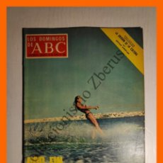 Coleccionismo de Los Domingos de ABC: ABC 29 JUNIO 1969 - EROSIÓN DE LA CULTURA; LAS VACACIONES; ACCIDENTES TRÁFICO; PRINCIPE DE GALES. Lote 143131418