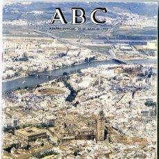 Coleccionismo de Los Domingos de ABC: ABC. NÚMERO ESPECIAL 20 JULIO 1996. SEVILLA 2004 CANDIDATURA OLÍMPICA. 202 PÁGINAS. Lote 143184550