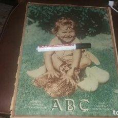 Coleccionismo de Los Domingos de ABC: PERIODICO 29 DE NOVIEMBRE AÑO 1930 POLÍTICA NOTICIAS TEATRO REAL PEDRO MUÑOZ SECA . Lote 143247550
