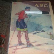 Coleccionismo de Los Domingos de ABC: PERIODICO 23 DE ENERO AÑO 1932 POLÍTICA NOTICIAS QUIJOTE MIGUEL CERVANTES SAAVEDRA . Lote 143248370