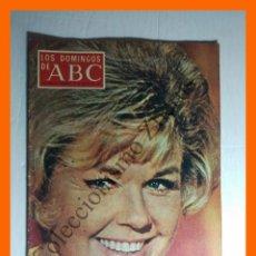 Coleccionismo de Los Domingos de ABC: ABC 29 MARZO 1970 - DORIS DAY; BUERO VALLEJO; MARAÑON Y ALFONSO XII EN LAS HURDES; RICARDO ZAMORA. Lote 144439218
