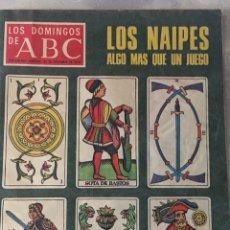 Coleccionismo de Los Domingos de ABC: SUPLEMENTO SEMANAL LOS DOMINGOS DE ABC 31 DICIEMBRE 1978. Lote 145221410