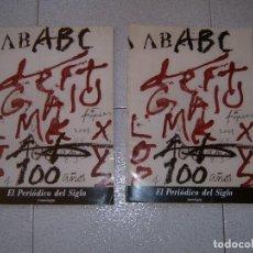 Coleccionismo de Los Domingos de ABC: REVISTAS DEL PERIODICO ABC. Lote 146253758
