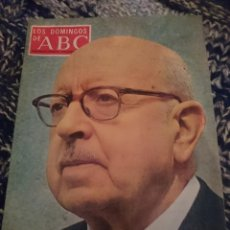 Coleccionismo de Los Domingos de ABC: LOS DOMINGOS DE A B C - 20 ENERO 1974 - CON INMA DE SANTIS - DAMASO ALONSO. Lote 146321902
