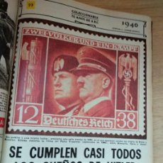 Coleccionismo de Los Domingos de ABC: ANTIGUO LIBRO ABC 70 AÑOS, MAS DE 900 PAG. . Lote 146708478